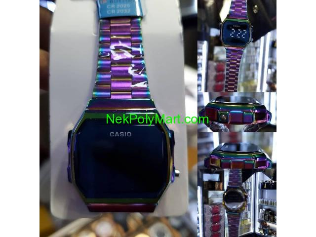 Casio Watch - 3