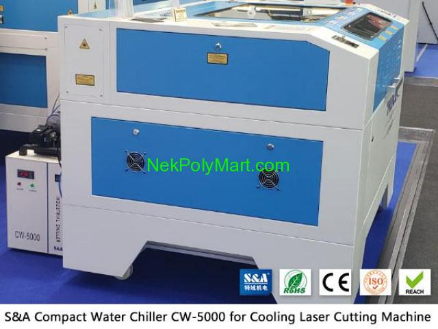 Water Chiller CW5000 for Non Metals Laser Cutters - 2