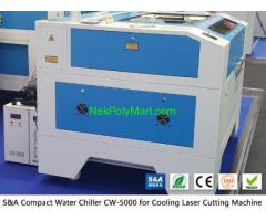 Water Chiller CW5000 for Non Metals Laser Cutters - Image 2
