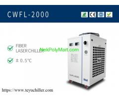 Air cooled chiller for fiber laser welding machine - Image 1